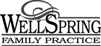 Wellspring Family Practice, Grants Pass, Oregon logo for print